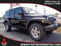 2009 Jeep Wrangler Unlimited Rubicon in Black