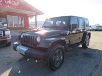Options:  2009 Jeep Wrangler Hardtop! Infinity Premium