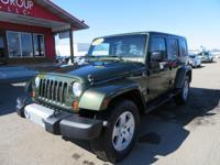 Options:  2009 Jeep Wrangler Our 2009 Jeep Wrangler