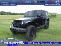 2009 Jeep Wrangler Unlimited Sahara Accident Free