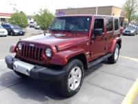 2009 JEEP WRANGLER UNLIMITED UNLIMITED SAHARA Our