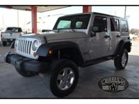 Options:  2009 Jeep Wrangler Unlimited X|Visit Williams