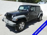 NON-SMOKER!, CLEAN CARFAX!, And OIL CHANGED. Wrangler