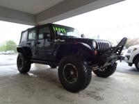4WD. New Price!Berglund of Bedford is pumped up to