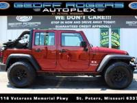(636) 486-1907 ext.693 This 2009 Jeep Wrangler