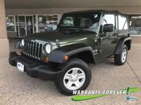 4WD. What a superb deal! Green Machine! Wow! What a