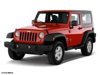 6 Cylinder  Options:  6-Speed Manual 2009 Jeep Wrangler