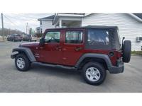 This Jeep Wrangler is ready and waiting for you to take