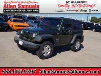 Exterior Color: jeep green clearcoat metallic, Body: