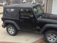 2009 Jeep Wrangler X 2009 Jeep Wrangler X, V6 3.8 L
