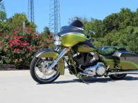 Now Available Is This Amazing 2009 JYC Custom Harley