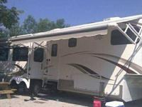 K-Z Inc. 37' Fifth Wheel. 2009 Sportsmen Coyote. Only
