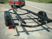 Require details and images of an utilized trailer for