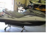 2009 KAWASAKI Jet Ski Ultra 260LX, THE ULTIMATE TOURING