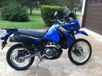 2009 Kawasaki KLR 650. 7K Miles. Almost new Continental