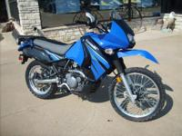 Like new 09 KLR 650, new back tire! Local trade for an