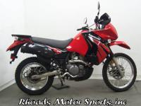 2009 Kawasaki KLR 650 with 2,011 Miles This is a very