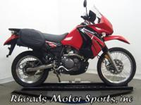 2009 Kawasaki KLR650 with 4,912 Miles This is a great