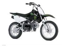 2009 Kawasaki KLX110 Monster Energy New  Monster