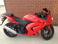 Make: Kawasaki Mileage: 11,876 Mi Year: 2009 Condition: