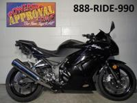 2009 Used Kawasaki Ninja 250R Crotch Rocket for sale