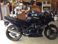 2009 Kawasaki Ninja 500R Sport street bike has 9050