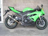 Description Make: Kawasaki Mileage: 195 miles Year: