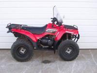 2009 Kawasaki Prarie 360 4x4 $4,299.00
