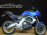2009 Kawasaki Versys Like New Low Miles Mint Condition