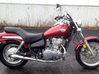 2009 Kawasaki VN500 - 1900.00. Great looking, and