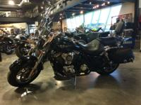 2009 Kawasaki Vulcan 1700 Classic   Purposeful beauty