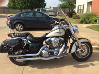 2009 KAWASAKI VULCAN 1700 CLASSIC LT. A true work of