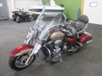 SUPER CLEAN 2009 KAWASAKI VULCAN 1700 NOMAD WITH ONLY