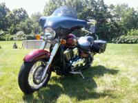 I have a 2009 Kawasaki Vulcan 900 Classic for sale. It