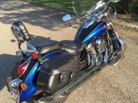 2009 Kawasaki Vulcan 900 - Purchased New 10 Months Ago