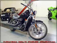 2009 Kawasaki Vulcan 900 Special Edition Super sharp,