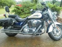 For sale 2009 Kawasaki Vulcan Classic for $8,300. 16150