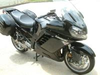 IF YOU ARE LOOKING FOR A ZG1400ABS CONCOURS THAT HAS