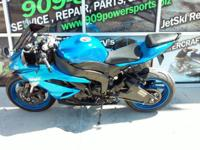2009 Kawasaki ZX6-R -Just serviced -Clean title -Tags