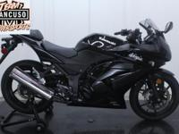2009 Kawaski EX250R Ninja 250R. Supersport design,