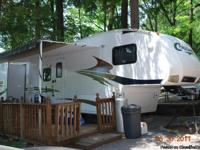 2009 keystone Cougar 5th Wheel 33' Model #