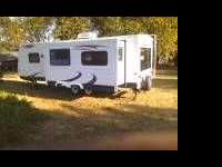 This Travel Trailer has been gently used and in