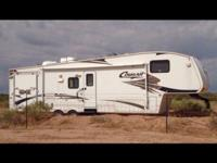 2009 Keystone Cougar CSX320 5th Wheel. Length 38FT-