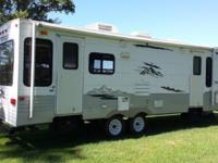 2009 Keystone Springdale Pacific Package Travel Trailer