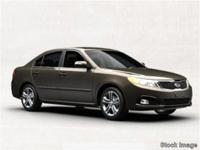 This 2009 Kia Optima 4DR SDN I4 AUTO LX is a real