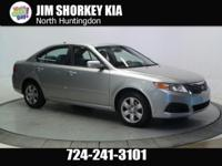 2009 Kia Optima LX New Price! CARFAX One-Owner. Clean