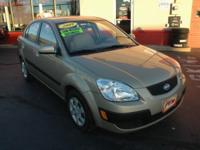 The 2009 Kia Rio offers excellent value. Smooth ride,