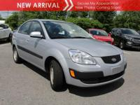 New arrival! 2009 Kia Rio! Only 57,807 miles! This