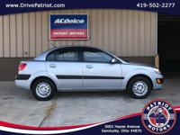 This 2009 Kia Rio is proudly offered by Patriot Motors