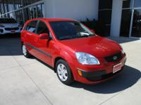 *New Arrival* *This 2009 Kia Rio will sell fast -Aux.